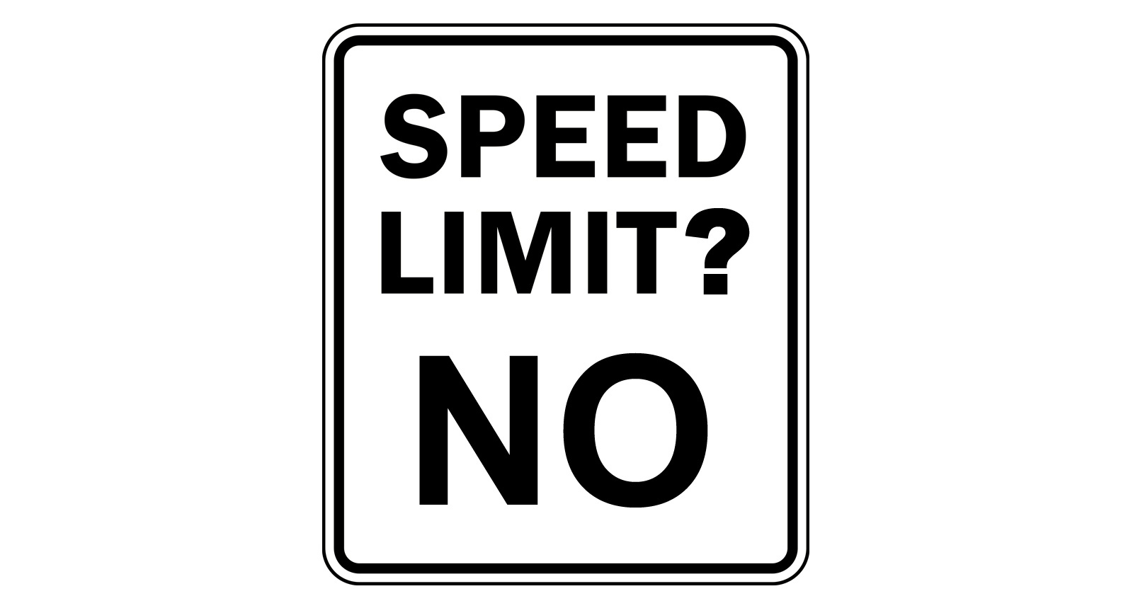 No Speed Limit, Fast Mortgage