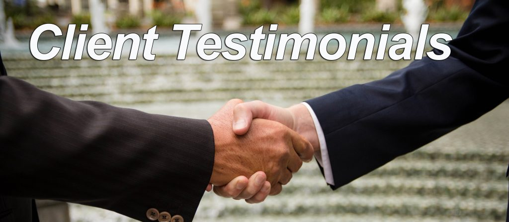 Commercial Loan Corporation Client Testimonials