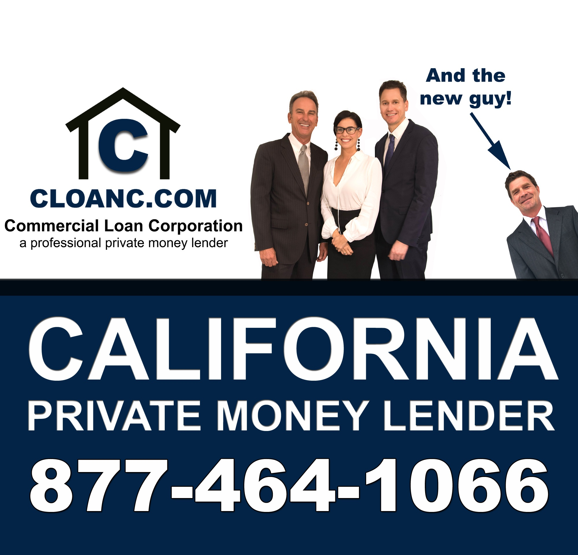 CALIFORNIA PRIVATE MONEY LENDER