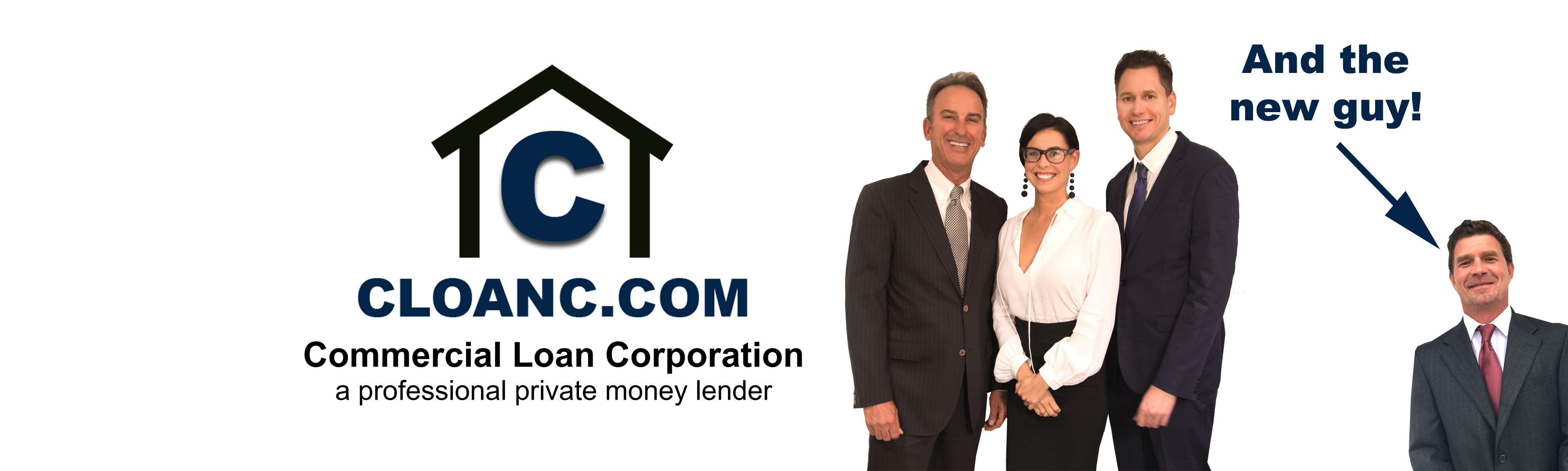 Commercial Loan Corporation Header Image