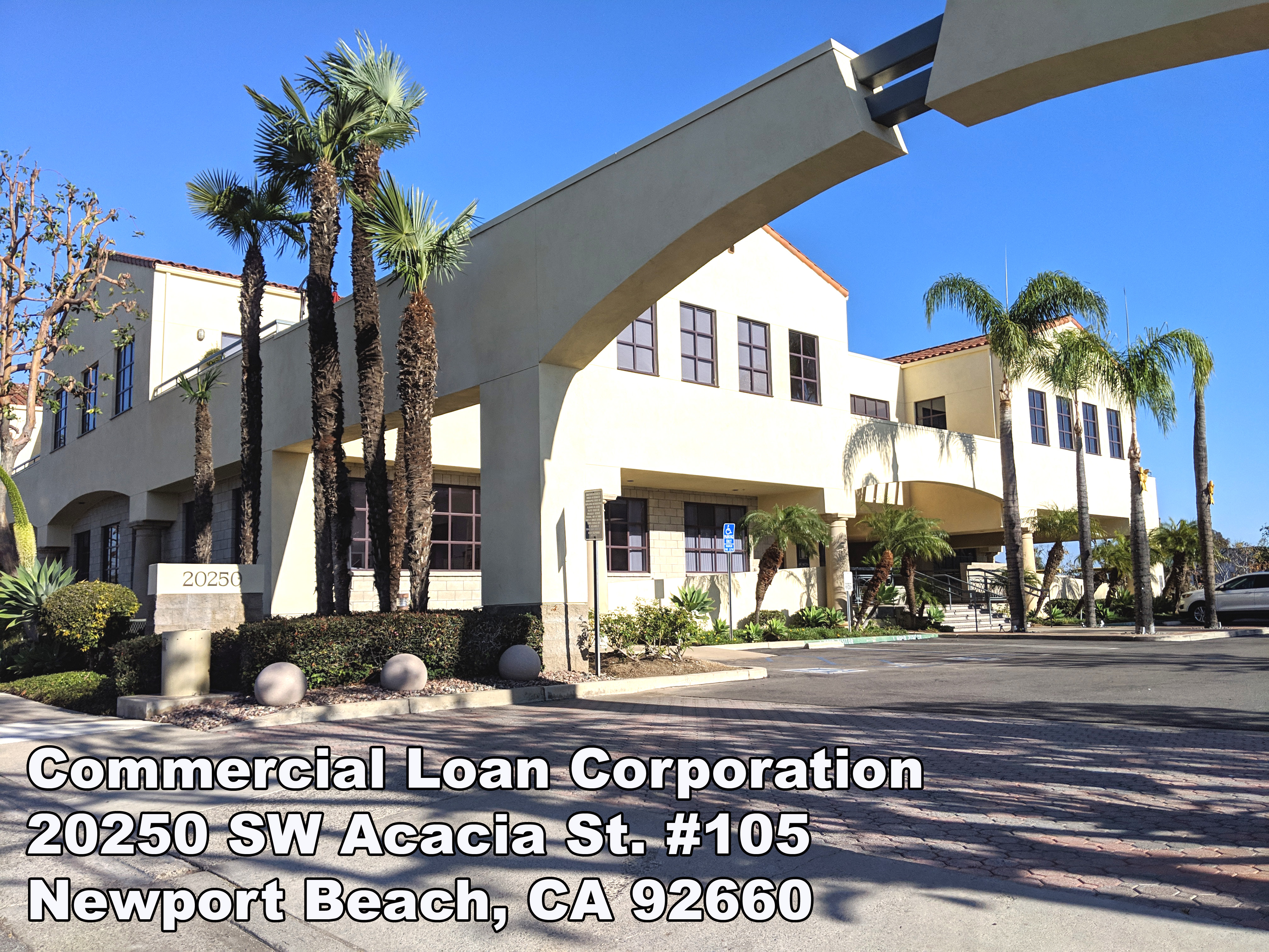 20250 SW Acacia St. #105, Newport Beach CA, 92660