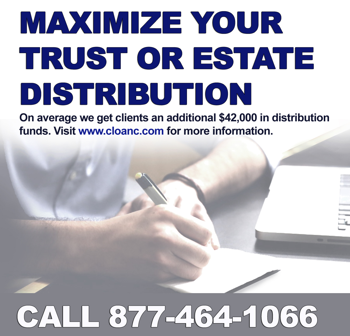 We Maximize Trust Distributions