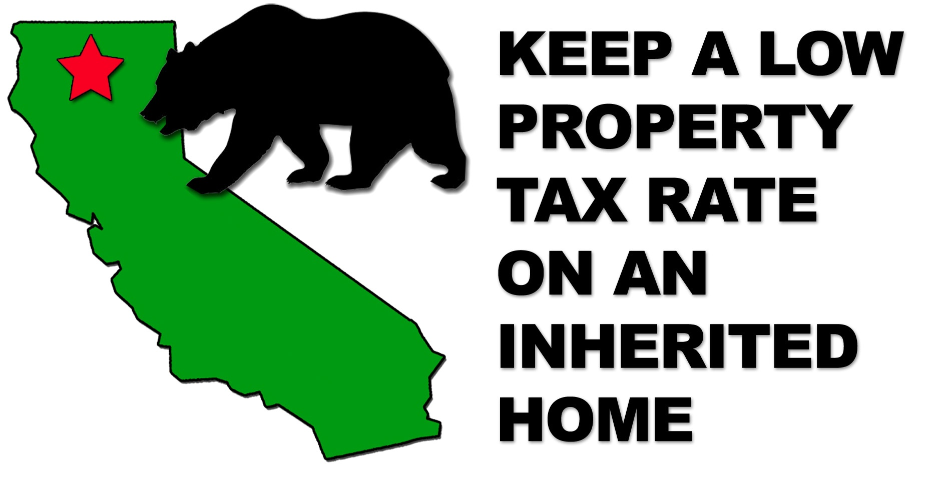 How to keep a parents property tax rate on an inherited home.