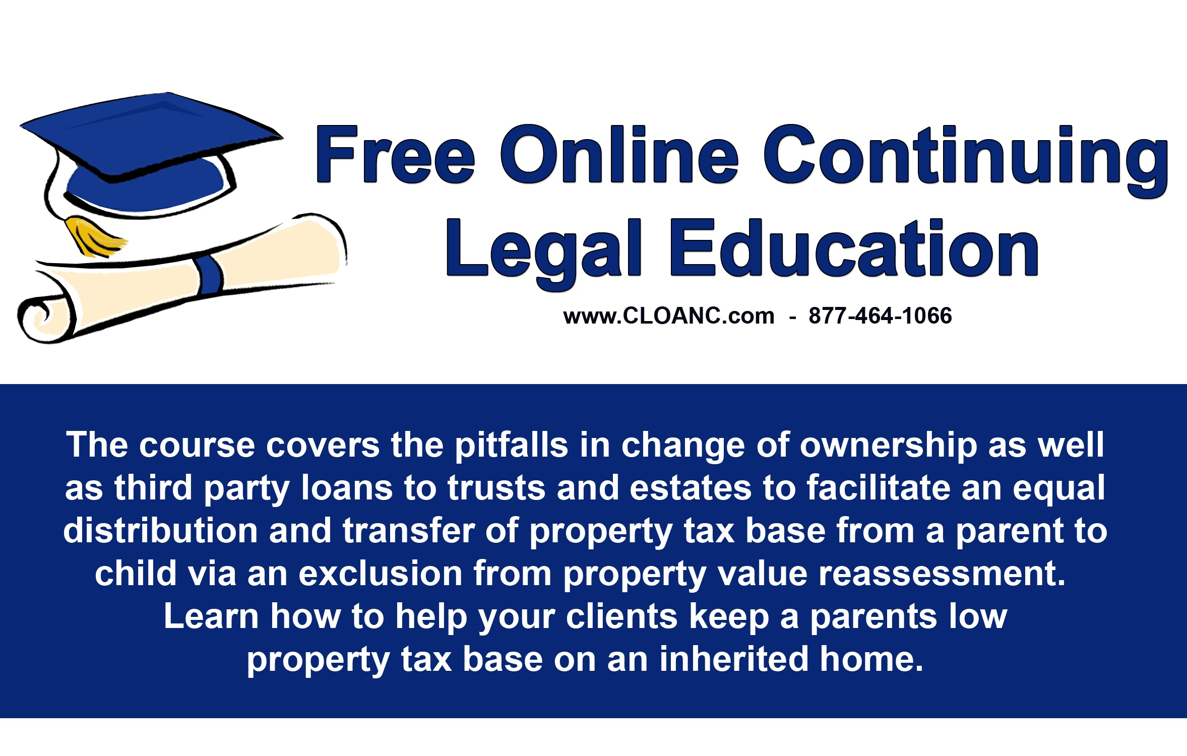 Free Online Continuing Legal Education